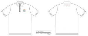 2.ポロシャツ ¥3,000