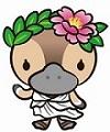 江東区観光キャラクターコトミちゃん
